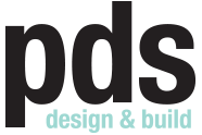 PDS Design and Build Logo
