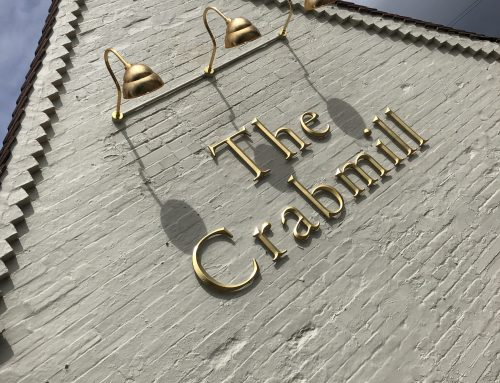 THE CRABMILL, Henley in Arden